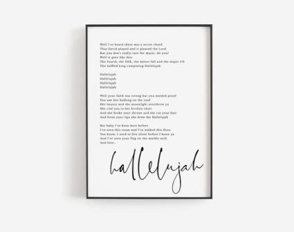 A-personalized-print-of-their-song-lyrics