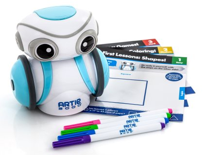 Artie-3000-the-coding-robot the list of best Christmas gifts for kids in 2020.