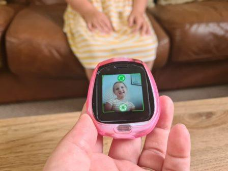 Little-tikes-and-Tobi-robot-smartwatch the list of best Christmas gifts for kids in 2020.