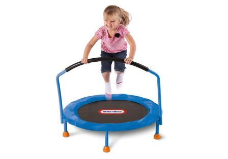 Little-tikes-trampoline the list of best Christmas gifts for kids in 2020.