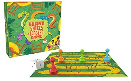 Pressman-toys-giant-ladders-and-snake-game the list of best Christmas gifts for kids in 2020.