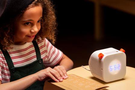 Yoto-kids-audio-player the list of best Christmas gifts for kids in 2020.